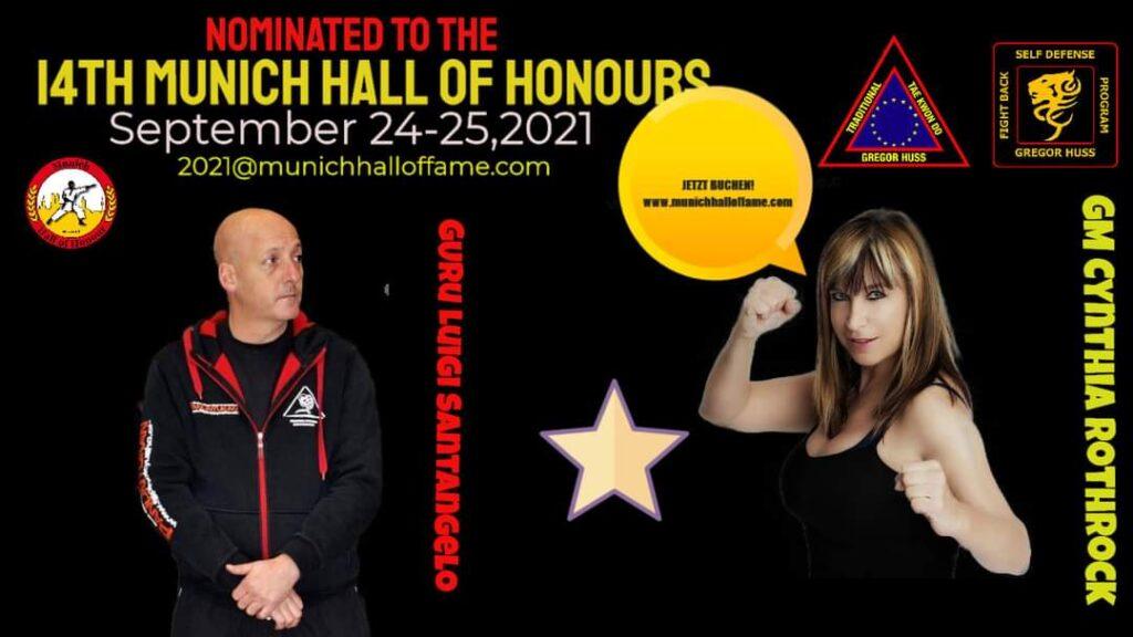 Hall of Honour Munich 2021